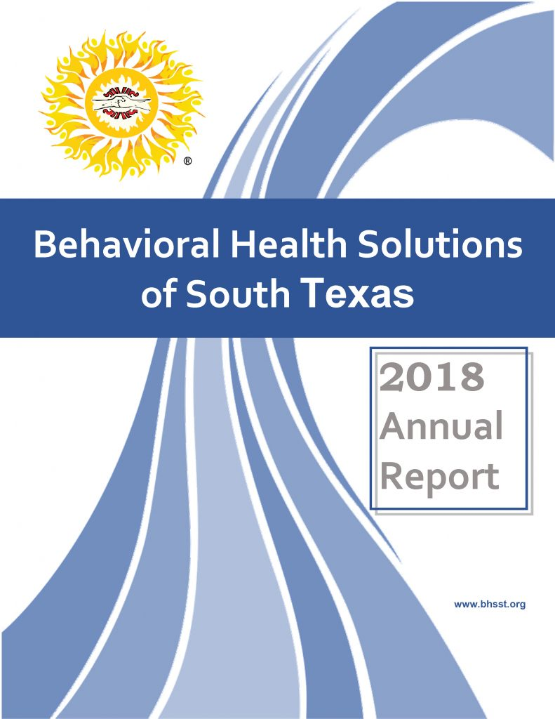 Click the image to download a PDF of the 2018 Behavioral Health Solutions annual report.